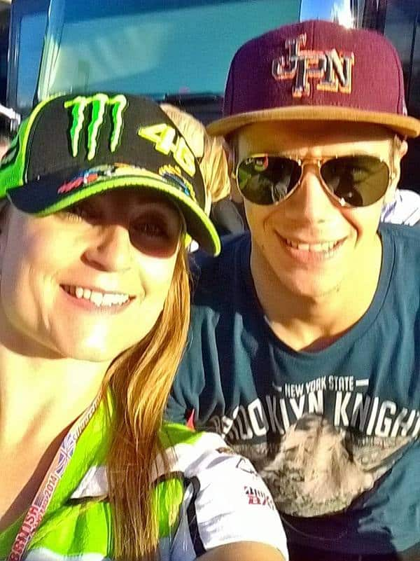 Kiri and Scott Redding